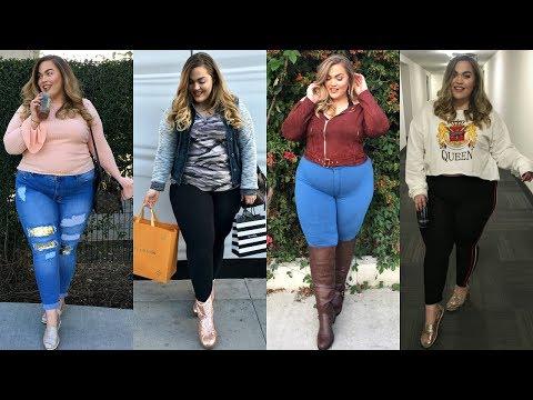b2551b0e961 Plus-Size Outfits of the Week ♡ February 2018 Outfit Ideas ft Fashion Nova