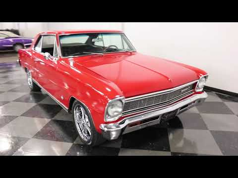Video of '66 Chevy II Nova SS - MOCA
