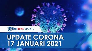Update Covid-19 di Indonesia per 17 Januari: Tambah 11.278 dalam 24 Jam, Total 907.929 Kasus Corona