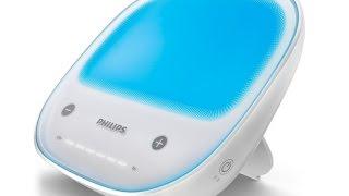 Philips HF3430/01 EnergyUp Blue Anti Depression Led Stimmungslicht Winterblues