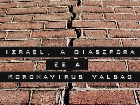 Izrael, a Diaszpora es a koronavirus valsag 30092020