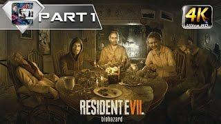 Resident Evil 7 Livestream - VR Mode With Wife