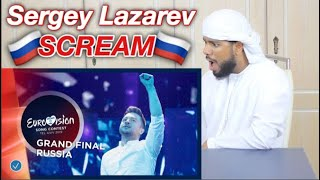 ARAB REACTION TO EUROVISION 2019 (Sergey Lazarev   Scream) **RUSSIAN REACTION**
