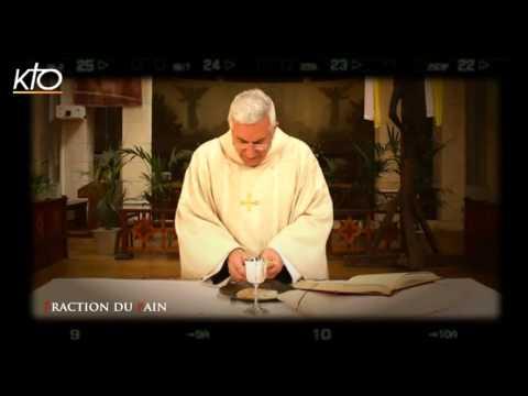 La messe expliquée - La Communion