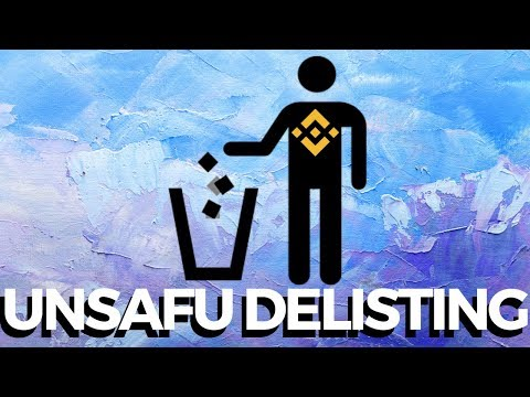 Binance Delists 5 Cryptocurrencies, Is Binance Handling This The Wrong Way?