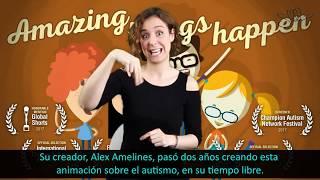 ENTIENDE EL AUTISMO CON ESTA MARAVILLOSA ANIMACIÓN