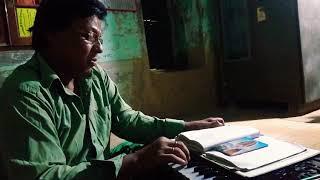 """আগমনী গান : """"জাগো মা দূর্গা, জাগো মা জাগো..."""" শিল্পী : আশিস রায়"""