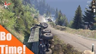 "Spintires - ""The Hill"" Part 1"