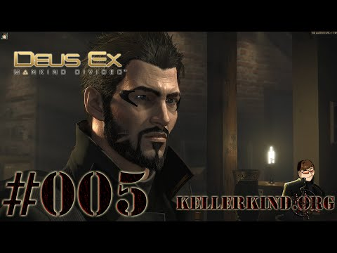 Deus Ex: Mankind Divided #005 - Punkteverteilung ★ Let's Play Mankind Divided [HD|60FPS]