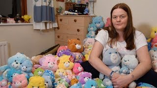 Woman Has Care Bear Collection Worth Over £4k