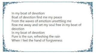Chris Eaton - Boat of Devotion Lyrics