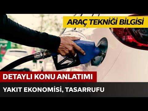 Yakıt Ekonomisi, Tasarrufu