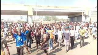 NASA resumes Anti-IEBC demos tomorrow with a rally in Kibra