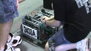 preview picture of video '2007 Oahu VEX Bridge Battle Competition'