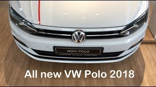 FIRST in depth look at new VW Polo 2018 (Beats package) in 4K