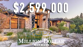 Sacramento House Tour: $2.6 MILLION LUXURY MANSION Million Dollar Mondays