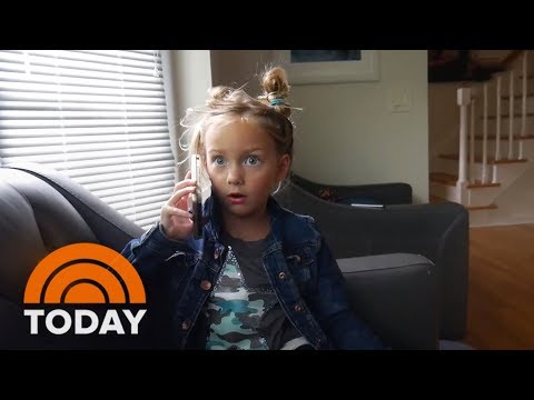 Ava Ryan: Meet The 7-Year-Old Comedian  Taking Over The Internet | TODAY