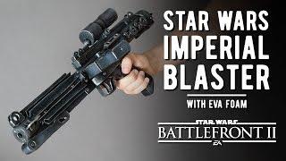 E-11 Imperial Blaster Replica - EA Star Wars Battlefront II