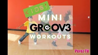 """FORGET YOU"" - CeeLo - Kids dance workout with Benjamin Allen"