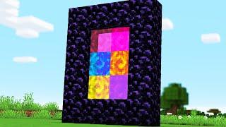 40 Infinite Dimension EASTER EGG Secrets (Minecraft 1.16 April Fools Update)