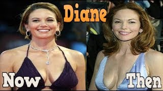 Diane Lane ♕ Transformation From 1 To 53 Years Old