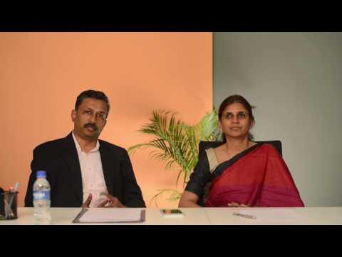 Anuradha & Sriram, Integra Software Services Pvt Ltd
