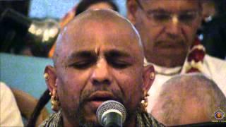 preview picture of video 'H.G. Madhava dasa at Kirtan Mela Mayapur 2015 Day 3 - Mayapur TV.'
