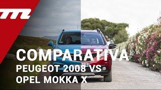 Opel Mokka X vs Peugeot 2008: ¿cuál es mejor para comprar?