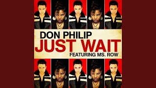 Just Wait (Radio Edit)