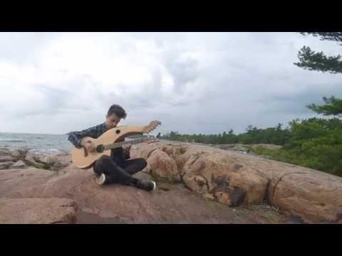, title : 'Wind Of Change - Scorpions - (Harp Guitar Cover) Jamie Dupuis'
