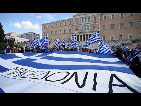 Συλλαλητήριο στο Σύνταγμα: Τι λένε οι πολίτες (vid)