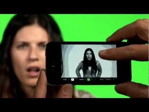 Video of Green Screener