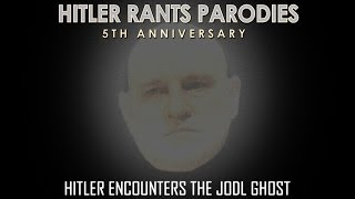 Hitler encounters the Jodl Ghost