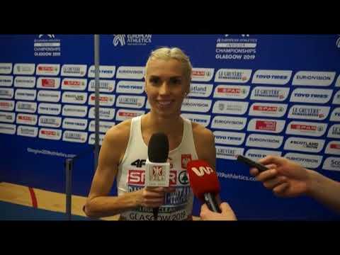 HME Glasgow 2019: Iga Baumgart po biegu półfinałowym
