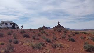 Alone in Valley of the Gods
