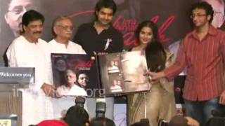 Vidya Balan about lyricist Gulzar and Jagit Singh