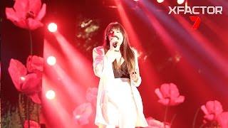 Chynna's performance of 4 Non Blondes' 'What's Up?' - The X Factor Australia 2016