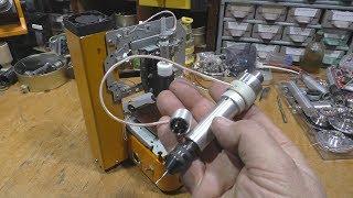 Мини шпиндель для мини ЧПУ. (Mini spindle for mini CNC.)
