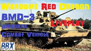 Wargame Red Dragon Gameplay - USSR BMD-3