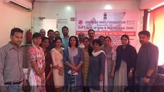 Cancer Screening and Detection Camp at DoPT