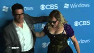 Red Carpet 2012 CBS and Showtime Fall Premiere Party - Thomas Gibson et Kirsten Vangsness