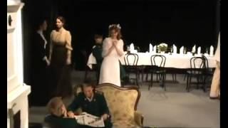 Валентина Лукащук, Валентина Лукащук в постановке три сестры