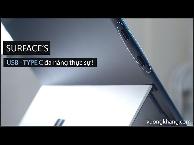 USB TYPE C - QUÁ ĐA NĂNG