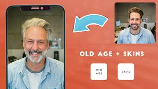 Old age face changer app, Photo Collage and Pics Editor, age facing, Photo Editor pro