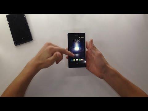 FULL Android RUNNING on Windows Phone / Nokia Lumia!