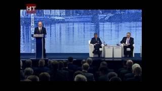 Владимир Путин: «С ростом производительности неэффективная занятость будет сокращаться»