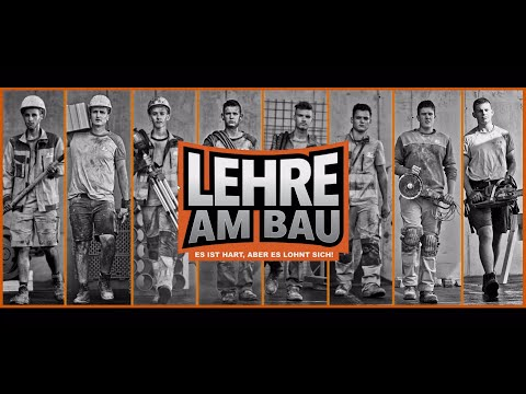 Maurer Lehrling (m/w) - Video 1