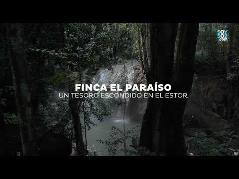 Finca El Paraíso, un tesoro escondido en El Estor