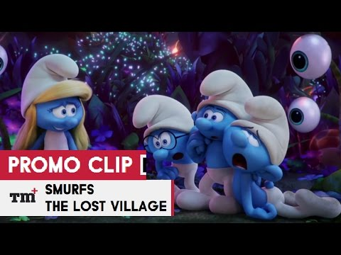 Smurfs: The Lost Village (Promo Clip 'A Smurfin Good Time')