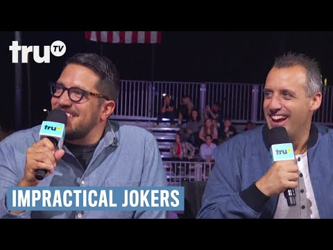 Impractical Jokers: After Party - Q's Jeep Debris | truTV